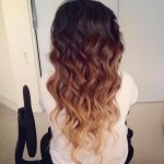 beautiful ombre hair
