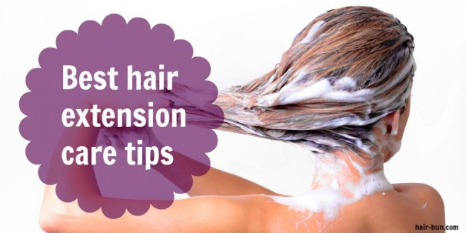 best-hair-extension-care-tips