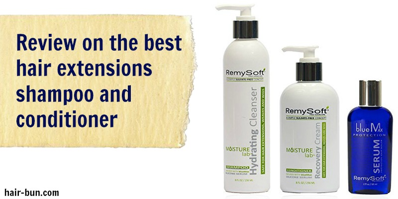 The Best Hair Extensions Shampoo And Conditioner