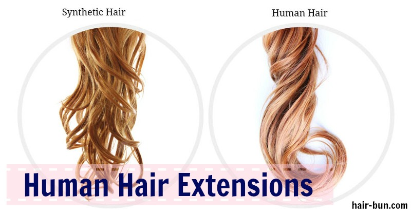 Types of hair extensions human hair and synthetic hair pmusecretfo Gallery