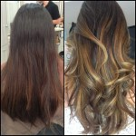 ombre-before-and-after