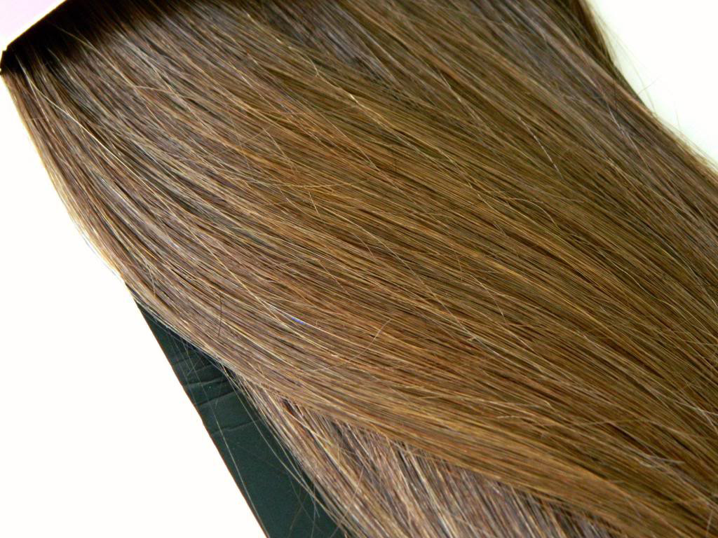 Luxy Hair Chestnut Brown 20 Review