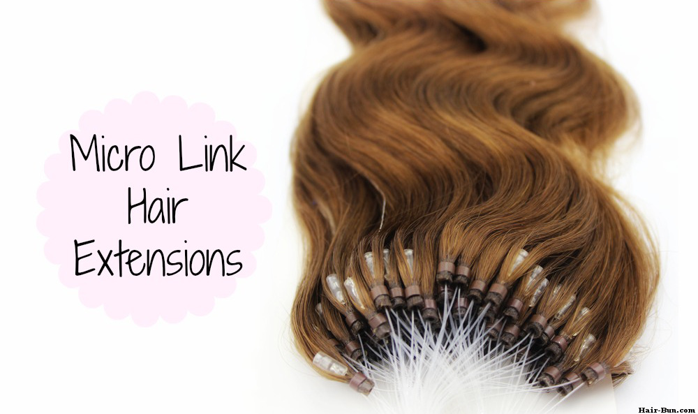 Where To Get Micro Link Hair Extensions Remy Indian Hair
