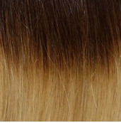 #4 / #613 Medium Reddish Brown to Platinum Blonde