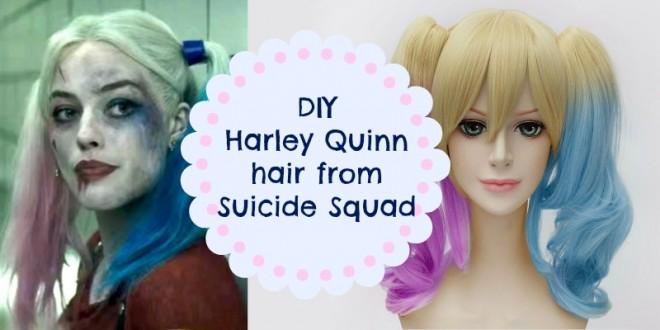 How To Get Harley Quinn S Hair