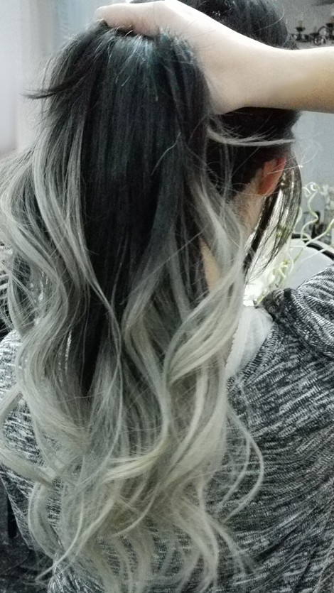 Dirty-looks-spaced-out-ombre