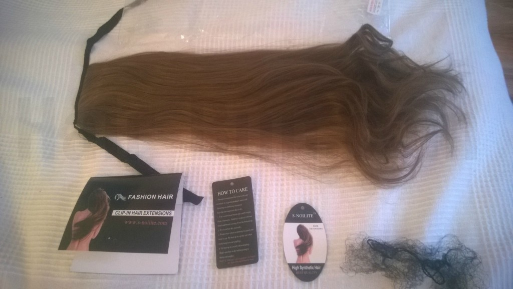 ebay-synthetic-ponytail-hair