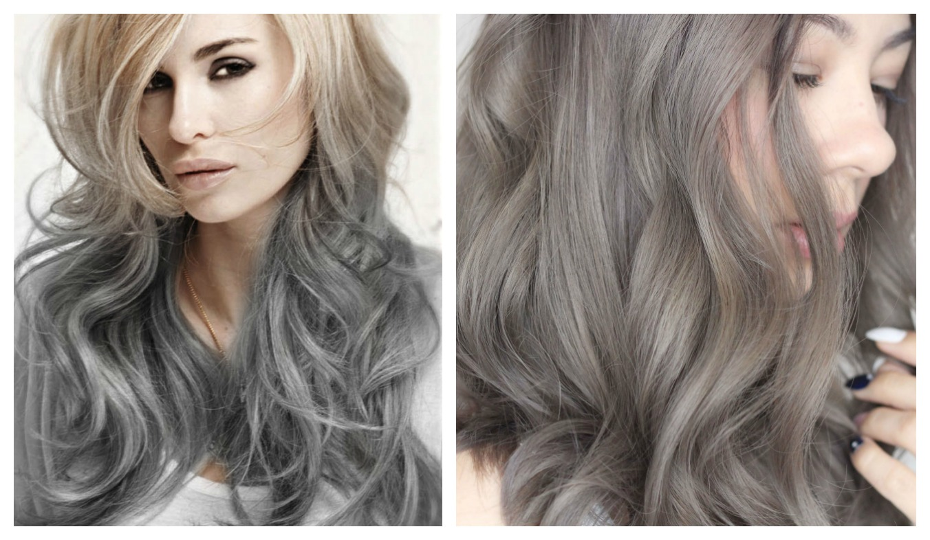 Stylish hair colours of 2016