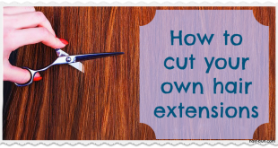 how-to-cut-hair-extensions
