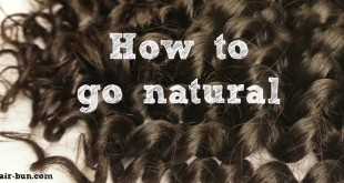 how-to-go-natural