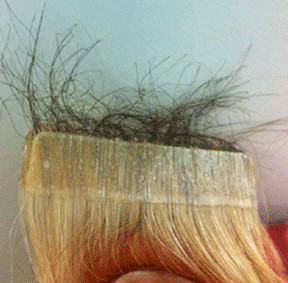 Can hair extensions become addictive tape hair extensions pmusecretfo Gallery