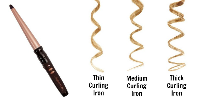 Hair Curling Iron