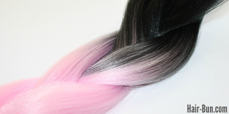 kanekalon-black-to-pink