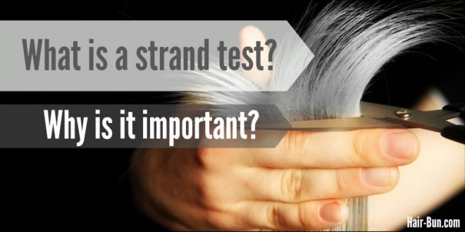 what_is_a_strand_test