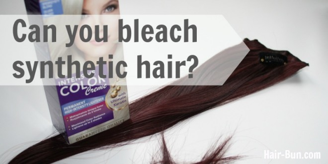 bleaching-synthetic-hair