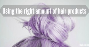 using-the-right-amount-of-hair-products