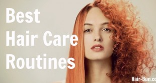 best-hair-care-routines